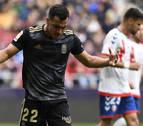 El duelo entre los dos próximos rivales de Osasuna se decide en el descuento