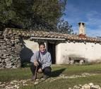 La pastora más joven se hace quesera en Urbasa