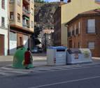 Lodosa reduce los puntos de recogida de basura con  dos nuevas áreas soterradas