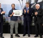 El Camino batirá de nuevo su récord este año, con más de 320.000 peregrinos