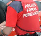 Tres detenidos en Tafalla y Andosilla por delitos de robo con fuerza y hurto