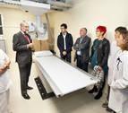 Alsasua estrena servicio de Radiología, que beneficiará a 23.000 personas