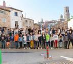 El Casco Antiguo de Tudela se pone 'guapo'