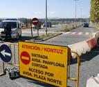 Enfado en Barañáin por la escasa información por el cierre de una calle