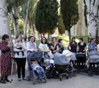 La reivindicación de las madres navarras por el IRPF ya tiene banda sonora