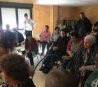 Encuentro intergeneracional en Tafalla