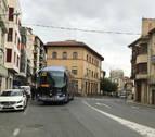 Andosilla, Peralta y San Adrián piden mantener la línea Funes-Calahorra