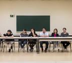 Clases de chino en la UPNA para españoles e hijos de chinos