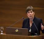 Barkos remite a las madres al Parlamento al estar