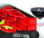La 'IV Semana del Pimiento de Lodosa y Tinto DO Navarra' reúne a 21 bares