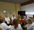 Convenio entre Salud de Tudela  y AECC para actividades de voluntariado