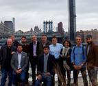 Start ups navarras conocen en EE UU su ecosistema de innovación y emprendimiento