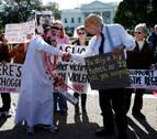 El príncipe heredero saudí amenazó con usar