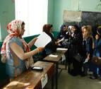 Se abren las elecciones de Afganistán marcadas por la amenaza de los talibanes
