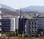 ¿Dónde se está construyendo en Pamplona y comarca?