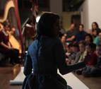 Cuentos, espectáculos y talleres para bebés y niños de 0 a 3 años en Pamplona