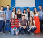 Doce estudiantes de la UPNA participan en el programa de acompañamiento a menores