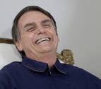 Bolsonaro dice que quiere ser un