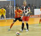 El Aspil-Vidal Ribera Navarra sigue empeñado en ser el equipo revelación