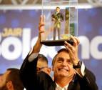 Bolsonaro, favorito a la presidencia de Brasil aunque Haddad recorta distancias