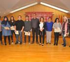 Tafalla clausura la escuela taller que ha formado a 15 alumnos