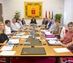 El Parlamento de Navarra muestra su repulsa ante la violencia sexista