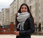 Idauze Zaratiegi, la joven veterana del Lagunak