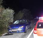 Muere atropellado tras bajarse de su coche por una avería en Arre