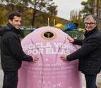 Goikoa se suma a la campaña del cáncer de mama en Sangüesa