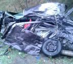 Un vecino de Figarol fallece al chocar con un camión en la N-121 en Cadreita
