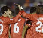 El Real Madrid sentencia, el Barcelona sufre y Getafe y Valladolid encarrilan