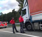 Denunciados en Elizondo dos camioneros por dar positivo en cocaína