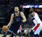 Los Grizzlies traspasan a Marc Gasol a Toronto Raptors