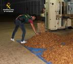 Una operación contra el tabaco falsificado termina con 47 detenidos