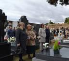 Andosilla estrena los cambios en su cementerio tras invertir 48.000 €