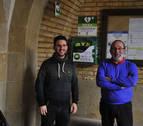 Olite instala un desfibrilador gracias al 'Reto Solidario'