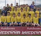 El CD Ondalán cuenta con 160 jugadores para esta temporada