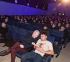 'Un día más con vida' seduce al jurado y al público del Festival de Cine Ópera Prima de Tudela