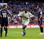 Vinicius pone freno al sufrimiento eterno del Real Madrid en Liga