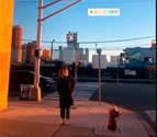 Amaia,'trending topic' por su carrera fantasma en la maratón de Nueva York