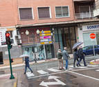 Da positivo tras quedarse dormido en un semáforo en Tudela