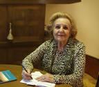 La poetisa Mercedes Viñuela, una vida a la caza del 'sí'