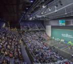 Vuelan las entradas para la final del Cuatro y Medio en el Navarra Arena