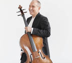 "Asier Polo, violonchelista: ""El público de Baluarte me va a escuchar en muchas facetas"""