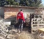 Investigado en Berbinzana por un presunto delito de maltrato animal