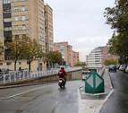 Piden prohibir circular por la calle Iturrama si no eres vecino
