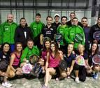 Doblete de Pádel&Gym Las Cañas en el Campeonato Navarro de 4ª categoría