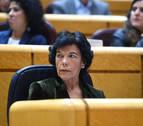 Isabel Celaá no descarta derogar toda la Lomce en su reforma educativa