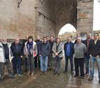 Entidades locales de la futura comarca Valdizarbe-Novenera se reúnen en Puente La Reina
