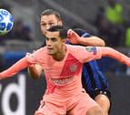 El Barcelona confirma que Coutinho tiene un &quotprincipio de acuerdo